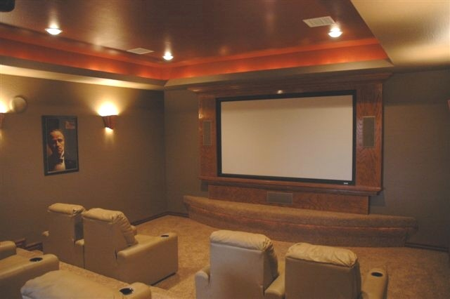 Home Theater Design on Home Theater Design   Installation